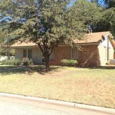 Rental info for 3 BD 2 BA BRICK HOME in the Abilene area