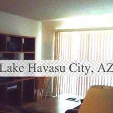 Rental info for The Best of the Best in the City of Lake Havasu City! Save Big. $800/mo