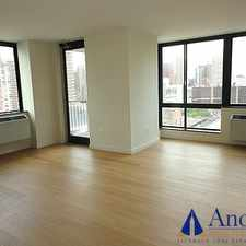 Rental info for West End Ave & W 63rd St