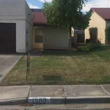 Rental info for Yuma - This Sunset Mesa Townhome features Two Bedrooms.