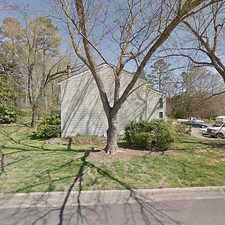 Rental info for Townhouse/Condo Home in Charlotte for For Sale By Owner in the Stonehaven area