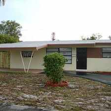 Rental info for NW 19th Street & NW 18th Court