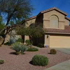 Rental info for Four Bedroom In Surprise Area