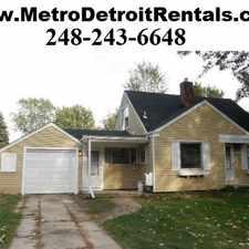 Rental info for Detroit Property Management - Summit