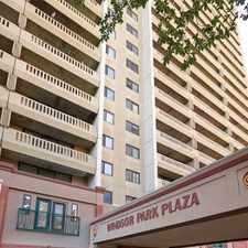 Rental info for Windsor Park Plaza in the Garneau area