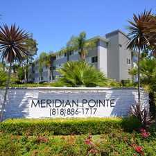Rental info for Meridian Pointe