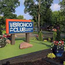 Rental info for The Bronco Club