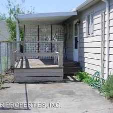 Rental info for 3040 SE Woodward St. in the Richmond area