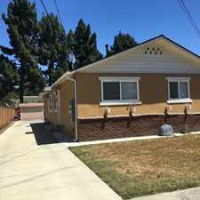 Rental info for Beautiful Well Maintained Duplex available in Willow Glen!