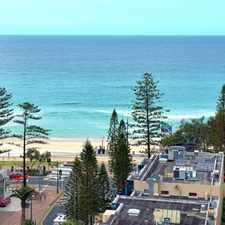 Rental info for 2 BEDROOMS UNIT ACROSS THE ROAD FROM THE BEACH - FURNISHED