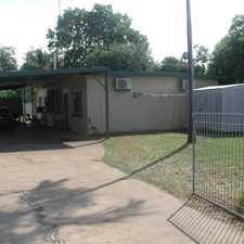 Rental info for TWO BEDROOM UNIT - Established yard and garden shed! in the Mount Isa area