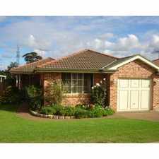 Rental info for Excellent Location in the Sydney area