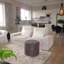 Rental info for Modern Sunlit Apartment