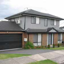 Rental info for STYLISH TOWNHOUSE IN A PERFECT POSITION in the Melbourne area