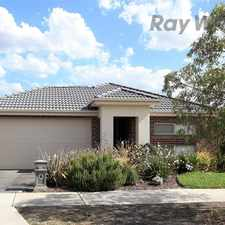 Rental info for Simple family home! in the Tarneit area