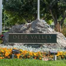 Rental info for Deer Valley in the San Rafael area