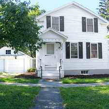 Rental info for Sweet, vintage 3 bedroom home in eclectic Fall Creek.