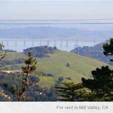 Rental info for Outstanding Opportunity To Live At The Mill Valley City Club