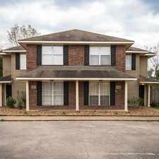 Rental info for 1215 Oney Hervey Drive