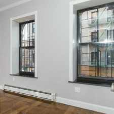 Rental info for E Houston St & Attorney St in the East Village area