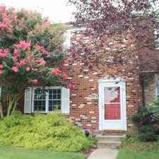 Rental info for 2026 Forest Hill Lane