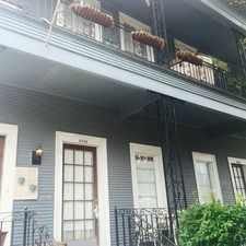 Rental info for 3926 Prytania Street