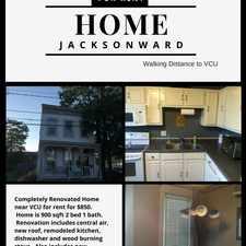 Rental info for 622 Judah Street in the Jackson Ward area