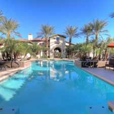 Rental info for Chuparosas in the Chandler area