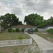 Rental info for Single Family Home Home in Orange city for For Sale By Owner