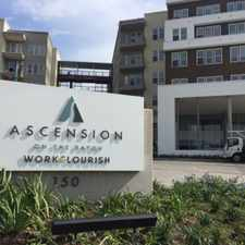 Rental info for Ascension on the Bayou