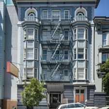 Rental info for 735 TAYLOR Apartments in the Lower Nob Hill area