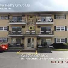 Rental info for 17385 70th Ave in the Tinley Park area