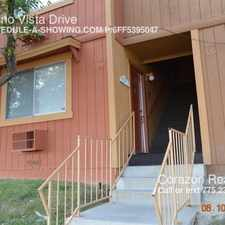 Rental info for 3209 Reno Vista Drive