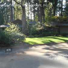 Rental info for 515 SE 26th Ave
