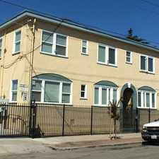 Rental info for 990 34th St #2 Oakland in the Longfellow area