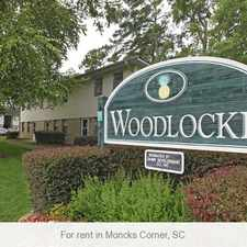 Rental info for Outstanding Opportunity To Live At The Moncks Corner City Club