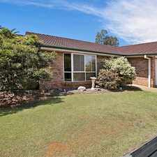 Rental info for A FABULOUS FAMILY HOME in the Wynnum area
