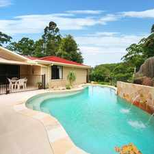 Rental info for Eco Friendly Family Home in the Sunshine Coast area
