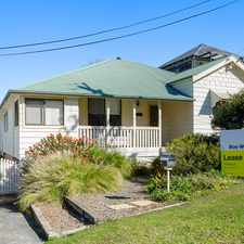 Rental info for Charming Garden Cottage in the Wollongong area