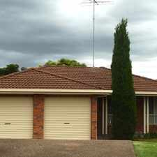Rental info for Application approved, deposit pending! in the Sydney area