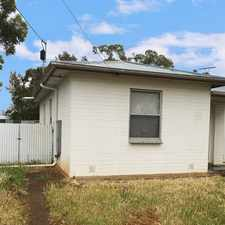 Rental info for 3 Bedroom Semi -LEASED in the Adelaide area