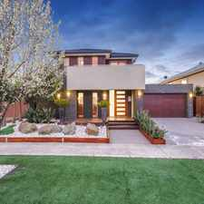 Rental info for Marvelous Mernda Village Manor in the Melbourne area