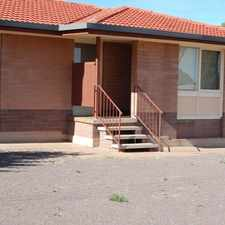 Rental info for Neat as a pin in the Port Augusta area
