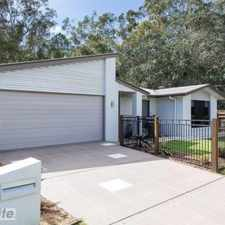 Rental info for Quite Street with Nature Reserve in your Backyard