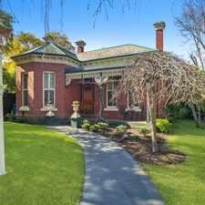 Rental info for Coveted Tara Estate