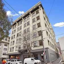 Rental info for Spacious One Bedroom Apartment in Surry Hills in the Haymarket area