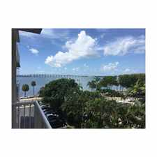 Rental info for 1440 Brickell Bay Drive
