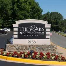 Rental info for The Oaks at Falls Church in the Idylwood area