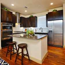 Rental info for The Townhomes at Woodmill Creek in the Grogan's Mill area