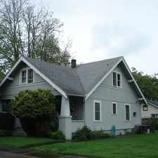 Rental info for This is a cozy one bedroom one bath upstairs apartment.